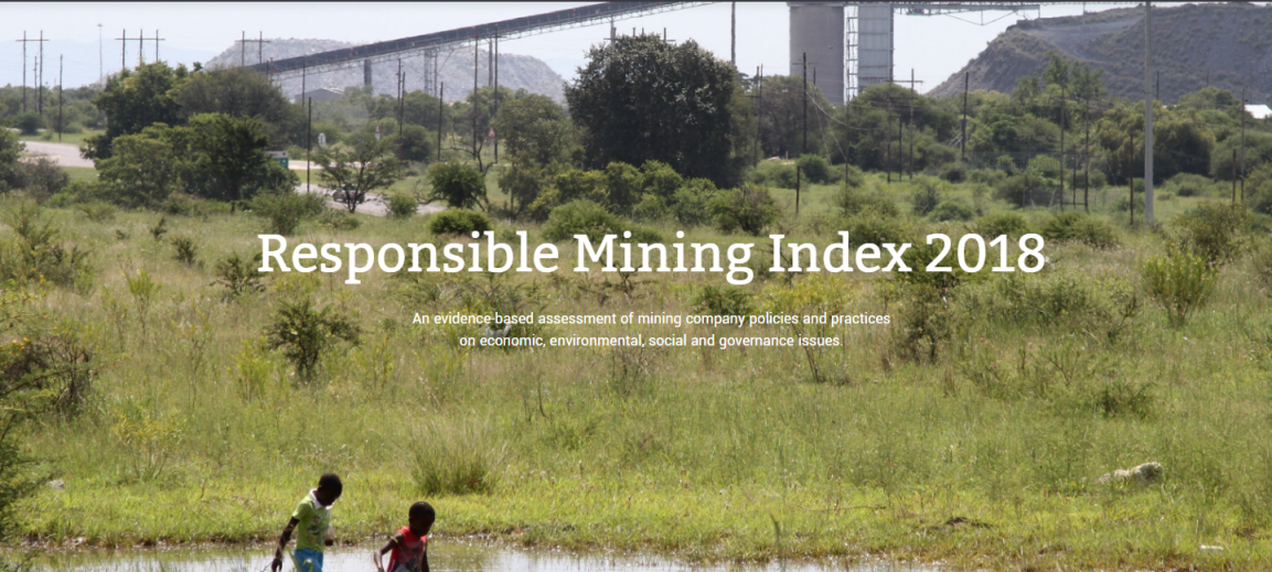 Prof. Carbonnier delivers opening speech at the launch of Responsible Mining Index at the Graduate Institute, Geneva