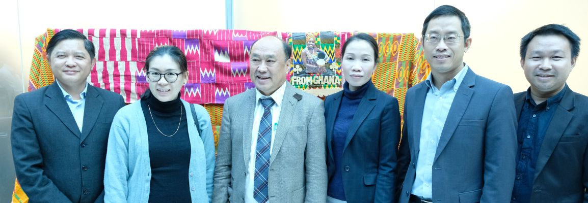 Contributions of the Lao PDR Team | Curbing IFFs Research Workshop